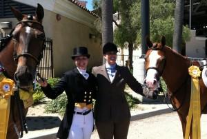 Amanda & Liz Region One Del Mar 2011